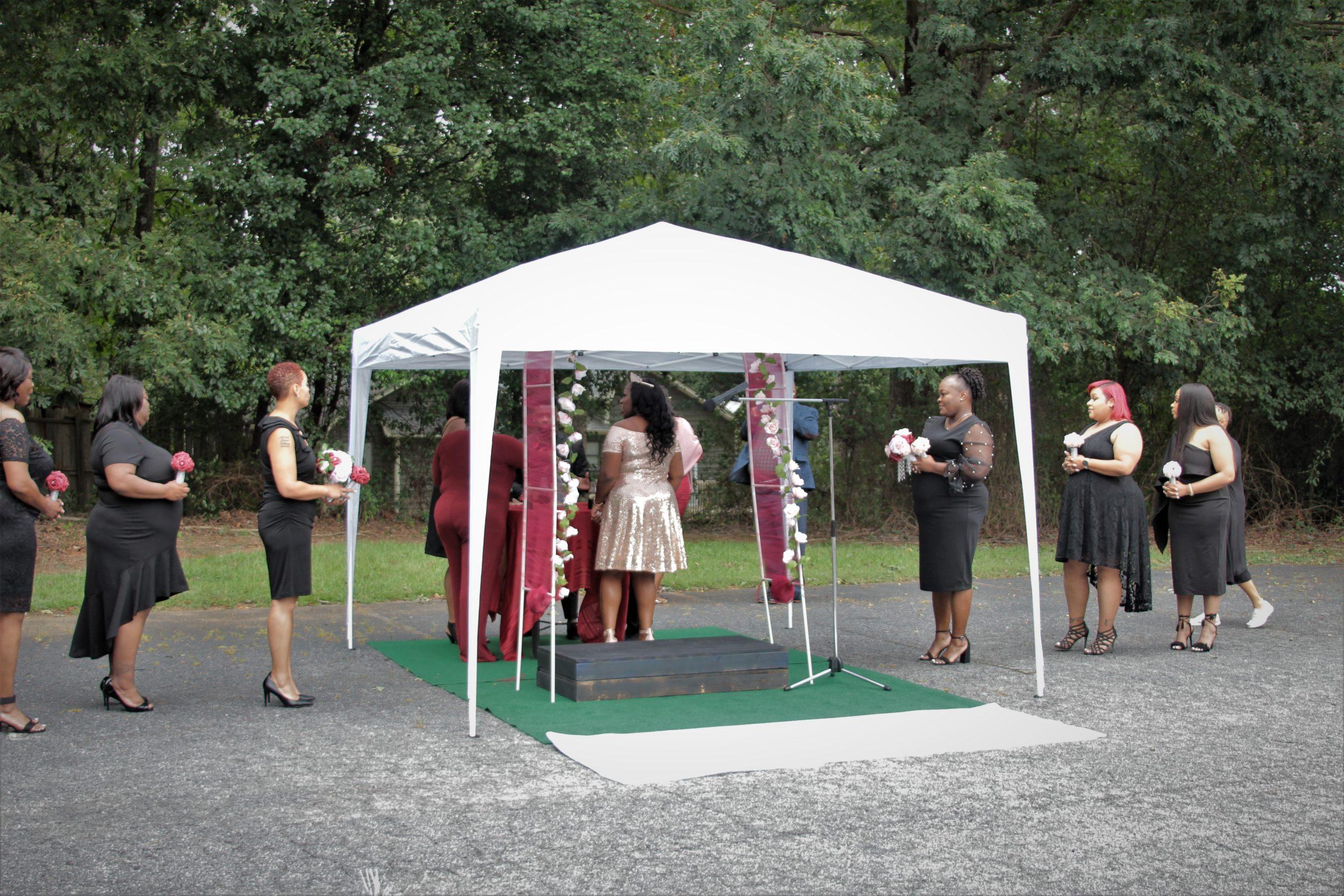 OUTSIDE WEDDING #1
